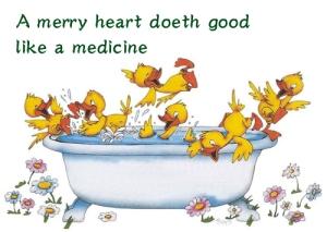 A Merry Heart Ducks