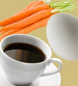 carrot-egg-coffee