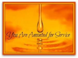 anointed-for-service