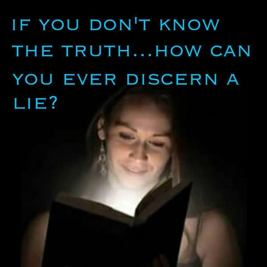 knowing-truth