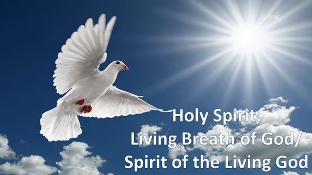 holy spirit - spirit of God wp
