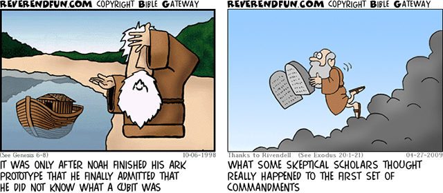 Noah - Moses