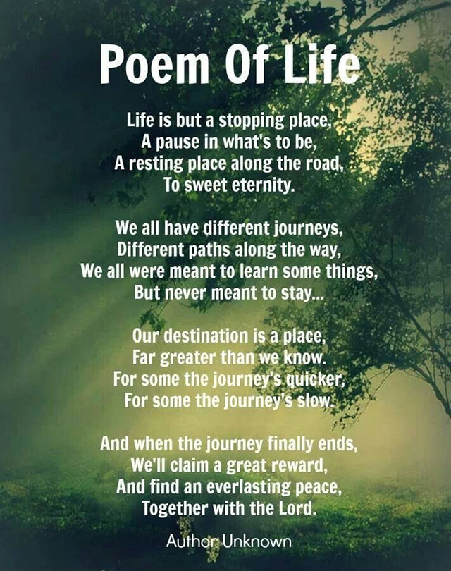 Poem of Life wp