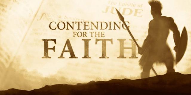 contend for the faith 2