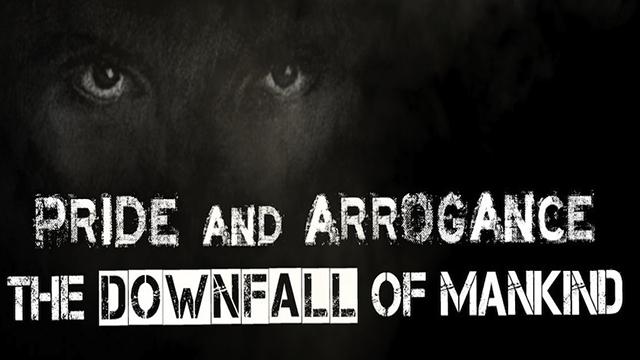pride and arrogance