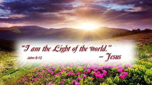 001 light of the world