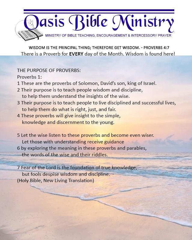 004 Proverbs 1_1-7