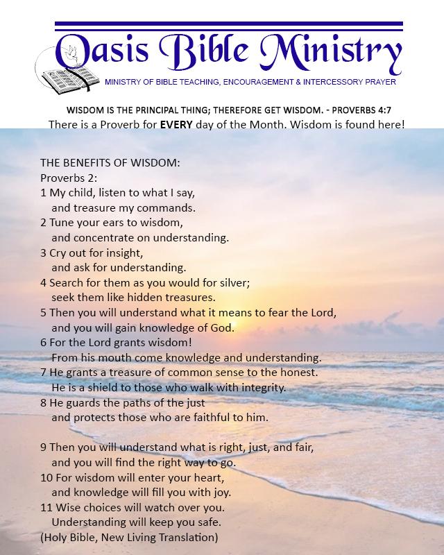 005 Proverbs 2_1-11