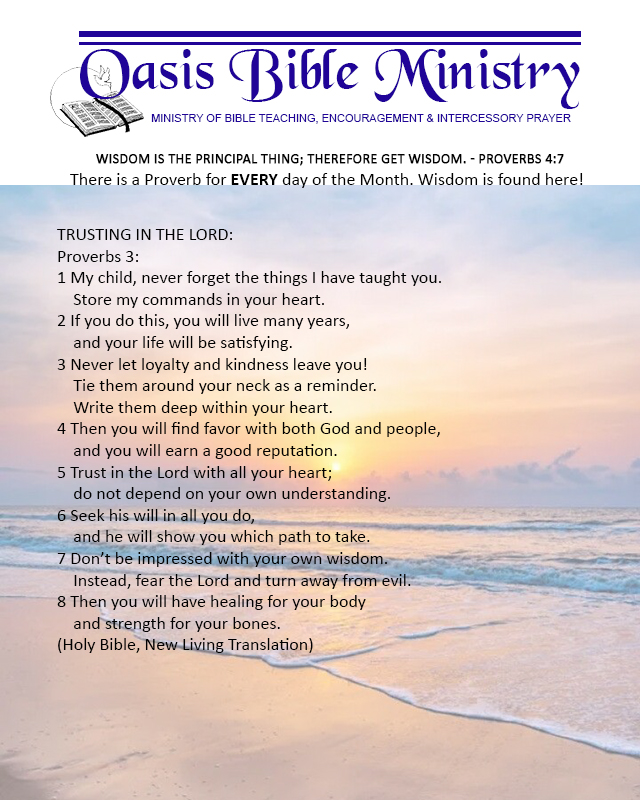 006 Proverbs 3_1-8