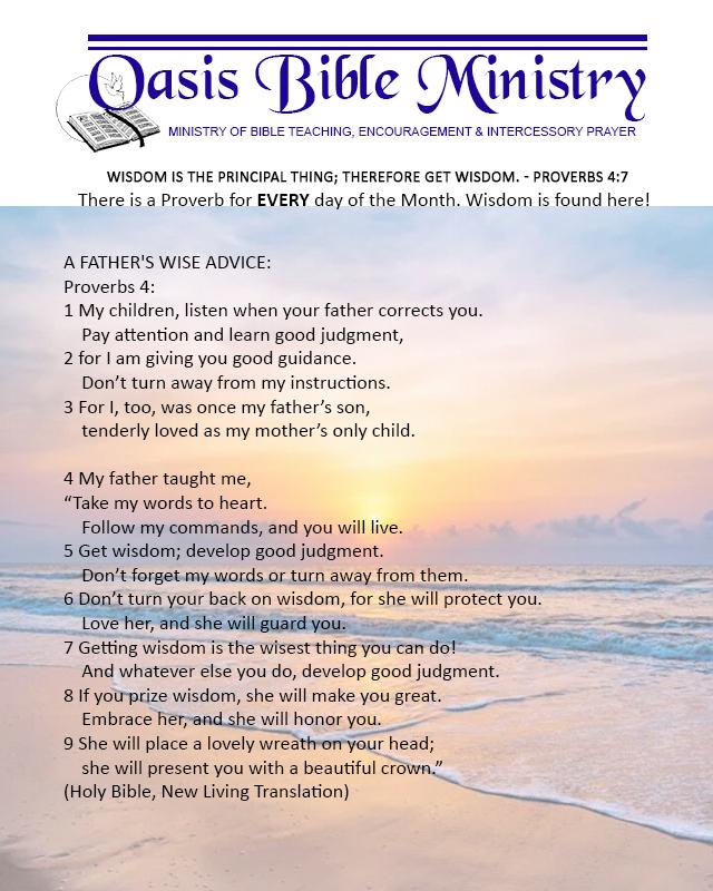 007 Proverbs 4_1-9