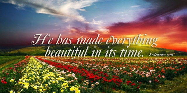 011 everything beautiful in time