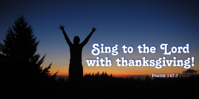 012 sing to the Lord