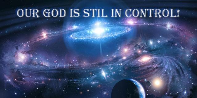 013 God is still in control