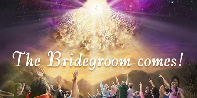 016 the bridegroom comes