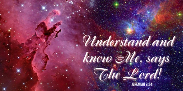 018 understand and know me
