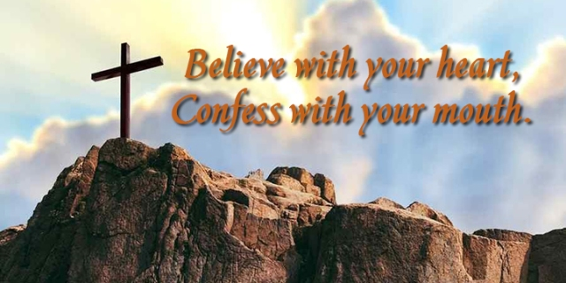 believe on Jesus Christ