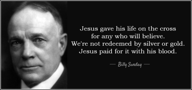 billy sunday quote 2