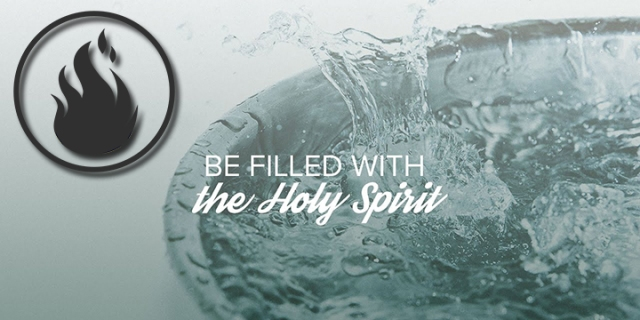 filled with Holy Spirit
