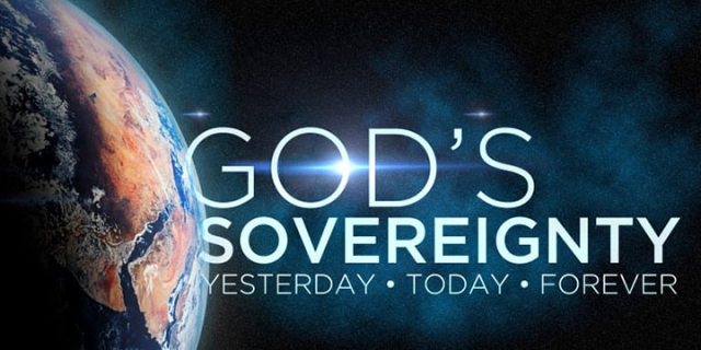 God is sovereign wp