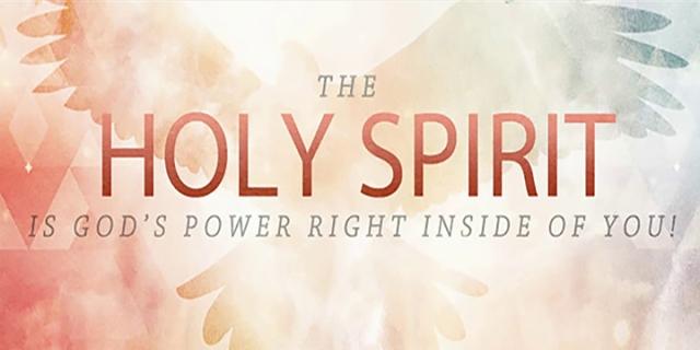 holy spirit within wp