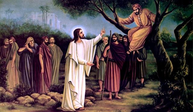 jesus and sinners