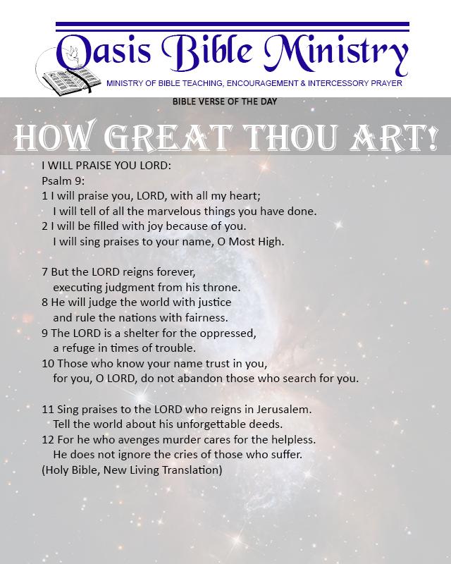 Psalm 9_1-2, 7-12