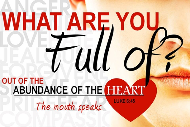 the mouth speaks wp