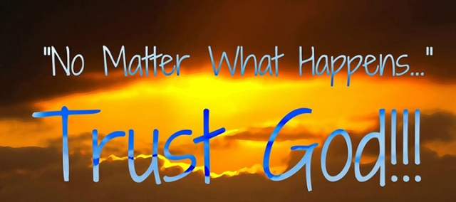 trust God wp