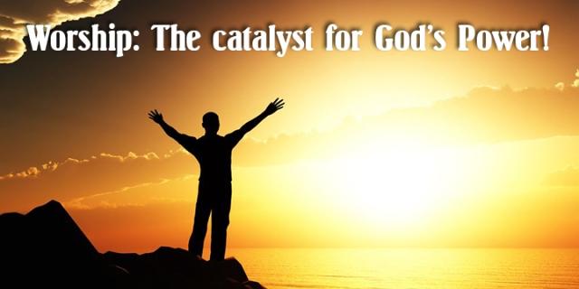 worship - a catalyst wp