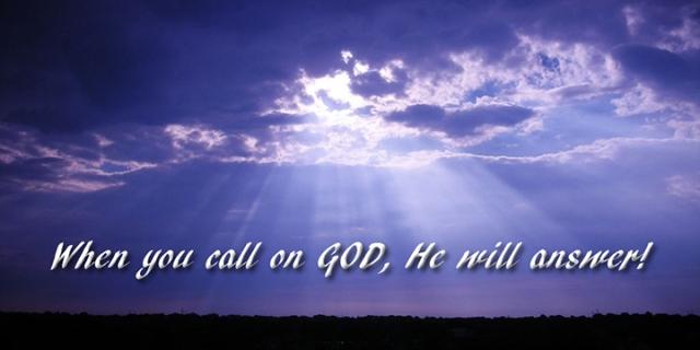 021 call on God