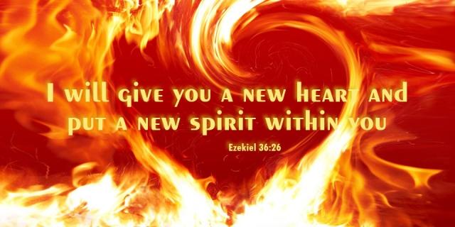 025 new heart new spirit