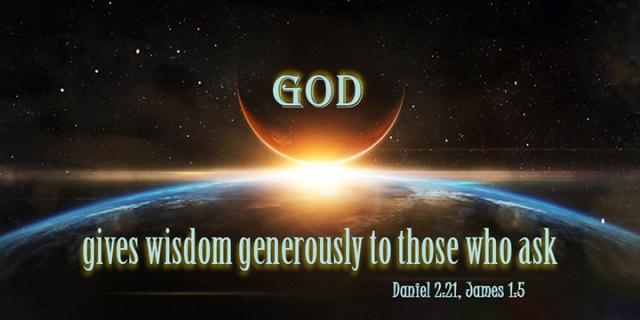 026 God gives wisdom