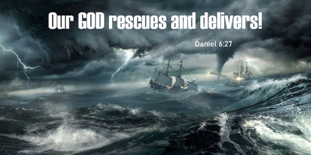 028 God delivers and rescues