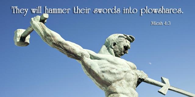 036 hammer their swords