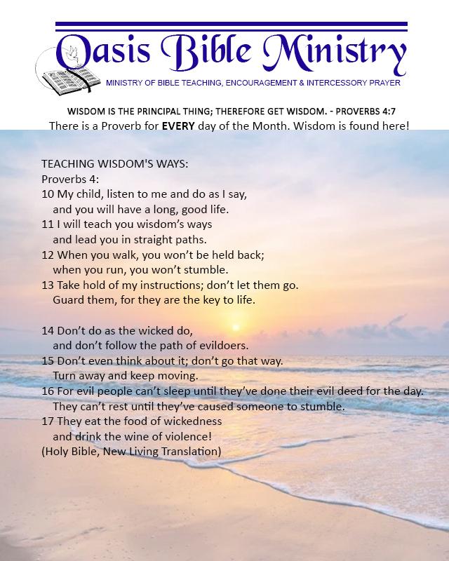 038 Proverbs 4_10-17