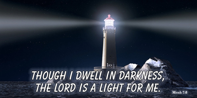 039 lord is my light