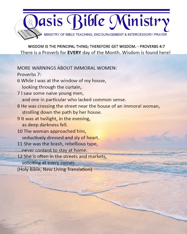 041 Proverbs 7_6-12