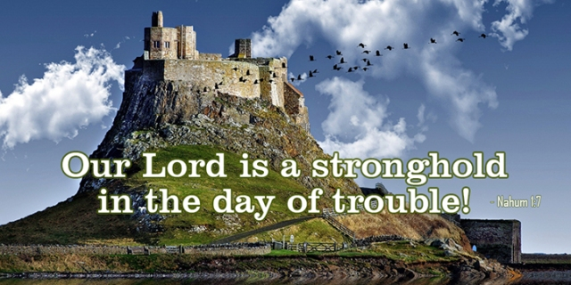 041 the lord a stronghold