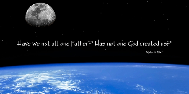 053 one father one God