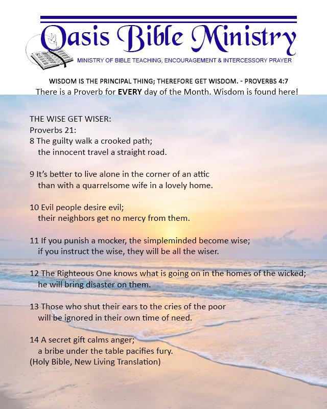 055 Proverbs 21_8-14