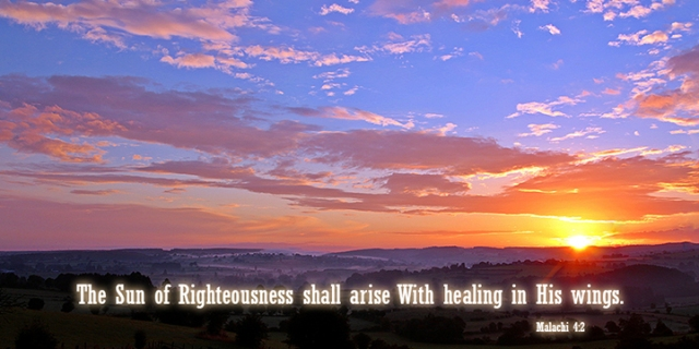 055 sun of righteousness