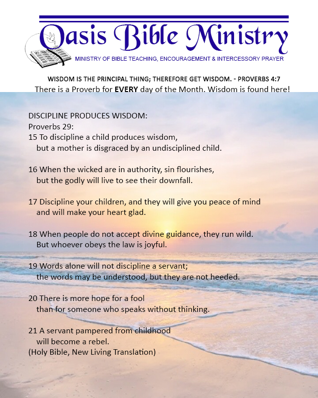 063 Proverbs 29_15-21