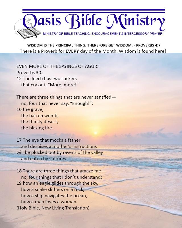 064 Proverbs 30_15-19