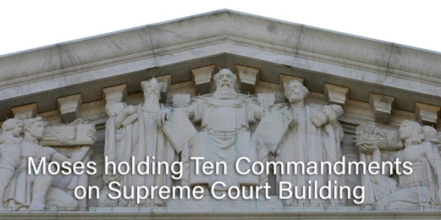 10 commandments supreme court