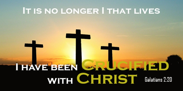 crucified with christ wp