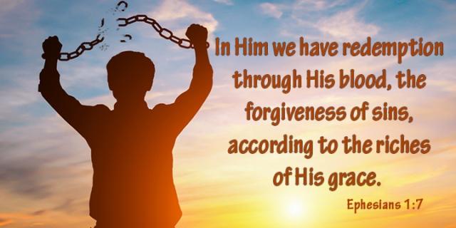 forgiveness by grace