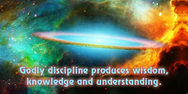 Godly discipline