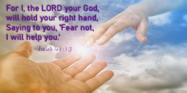 hands of a loving God wp