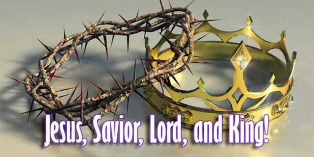 Jesus savior lord wp