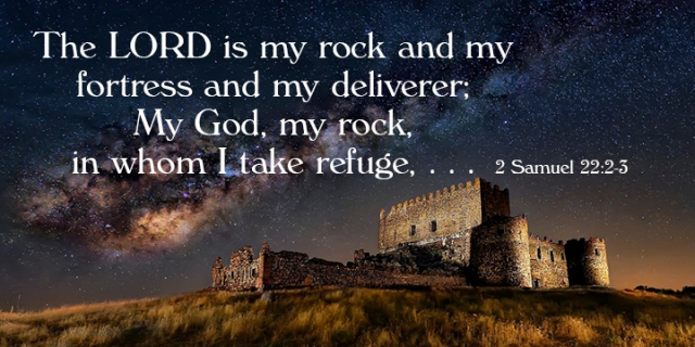 lord's name a strong tower wp